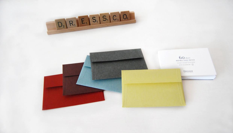 Dressco envelopes