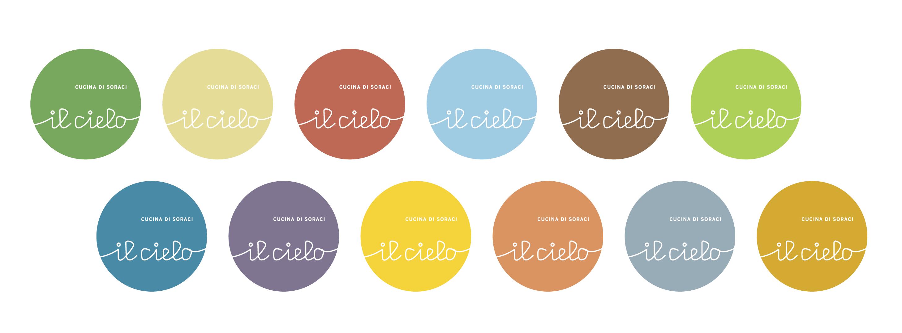 restaurant identity design
